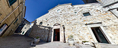 Immagine del virtual tour 'Chiesa Matrice San Nicola – sec. XV'